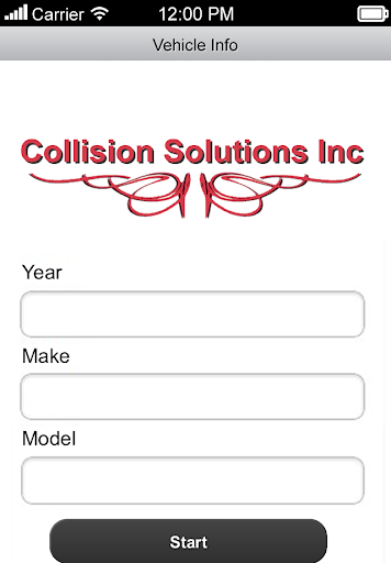 Collision Solutions Inc