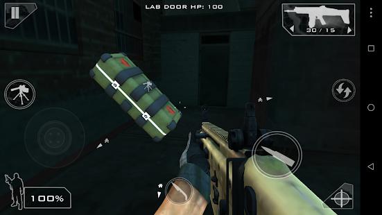 Green Force: Zombies - HD - screenshot thumbnail
