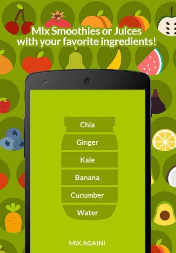 Green Mixer Smoothie Recipes