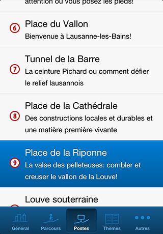 玩旅遊App|GéoGuide Lausanne免費|APP試玩