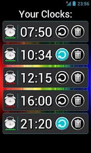 Talk Clock Free- screenshot thumbnail