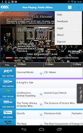 Cox TV Connect Screenshot 5
