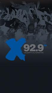 X92.9fm- screenshot thumbnail