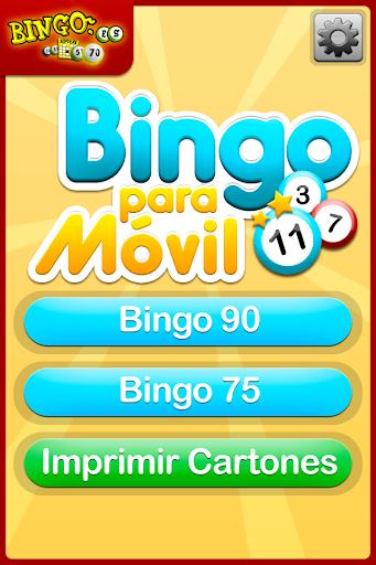 Bingo para Móvil