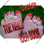 Toe Nail Designs Idea Book
