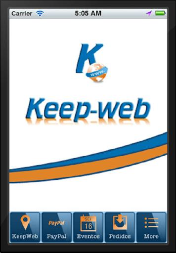 Keep-Web
