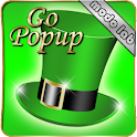 St Patricks Day GO Popup theme