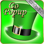 St Patricks Day GO Popup theme