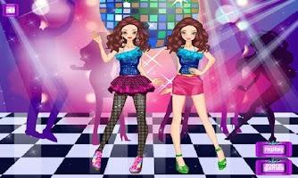 Screenshot of Dancing Girls Sofia