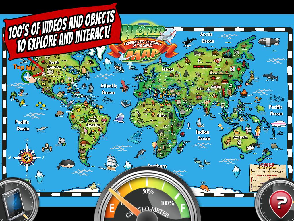 Popar World Map  Android Apps on Google Play