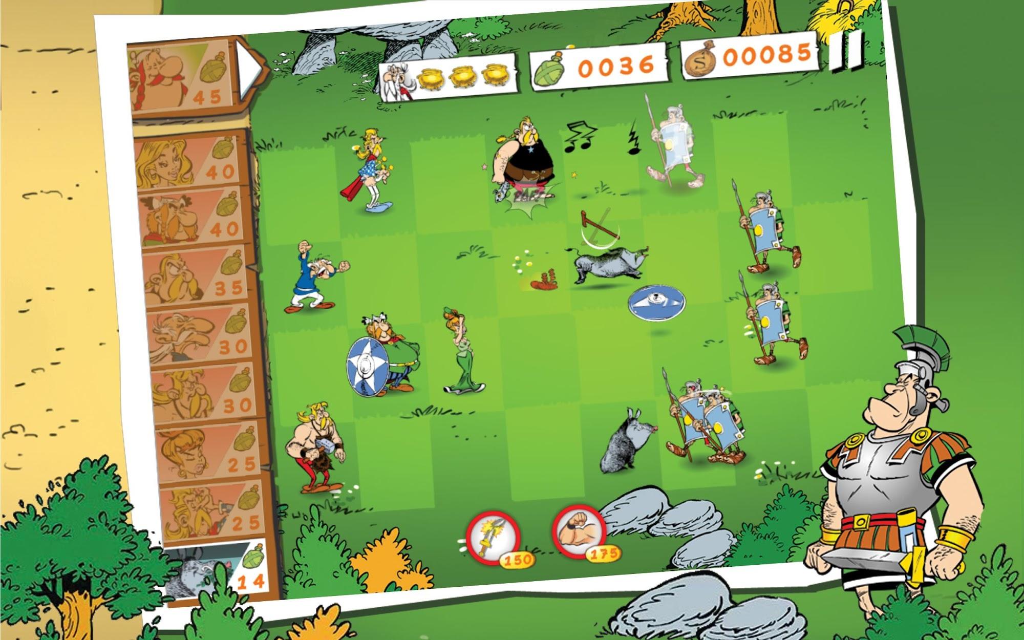 Asterix: Total Retaliation screenshot #9