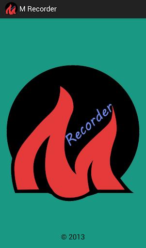 M Recorder _ Voice Calls
