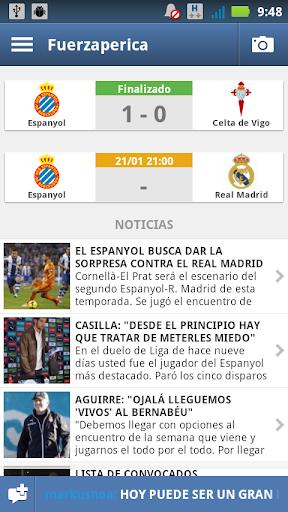 RCD Espanyol Fuerzaperica