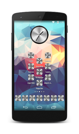 S-Metal Icon Pack