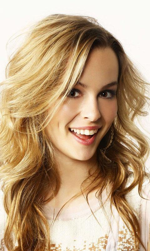 Bridgit Mendler Live Wallpaper - screenshot