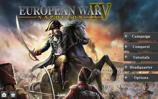 European War 4: Napoleon 1.4.2 screenshots 1
