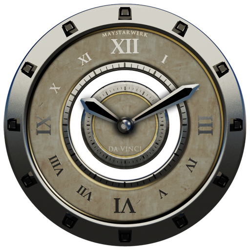 Clock Widget Davinci HQ
