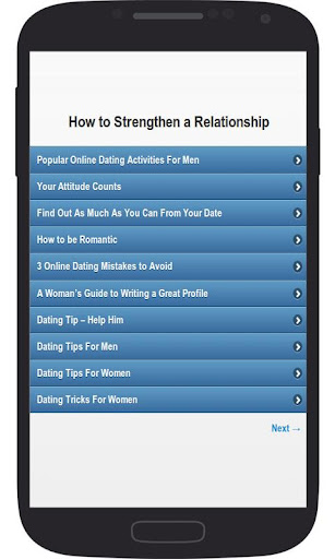 How to Strengthen Relationship