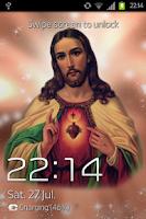 Screenshot of Jesus Live Wallpaper Free