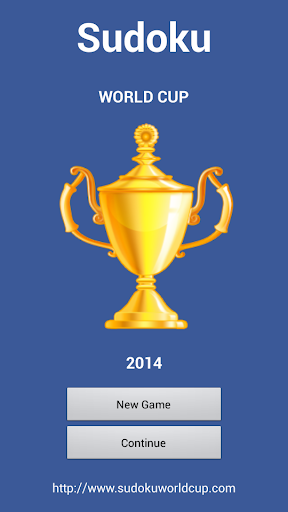 Download Sudoku World Cup 2014 Lite Google Play softwares