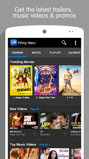 Filmy Hero - Bollywood Movies