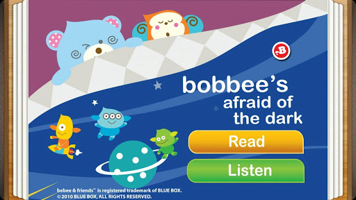 Bobbee's Afraid of the Dark