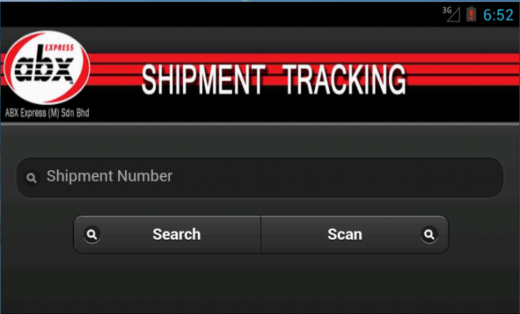 [Official] ABX Shipment Track- screenshot