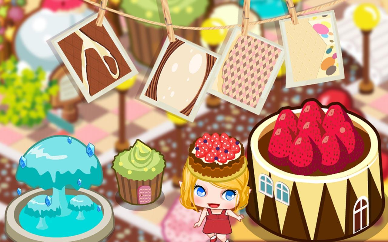 Design Cake Town - screenshot
