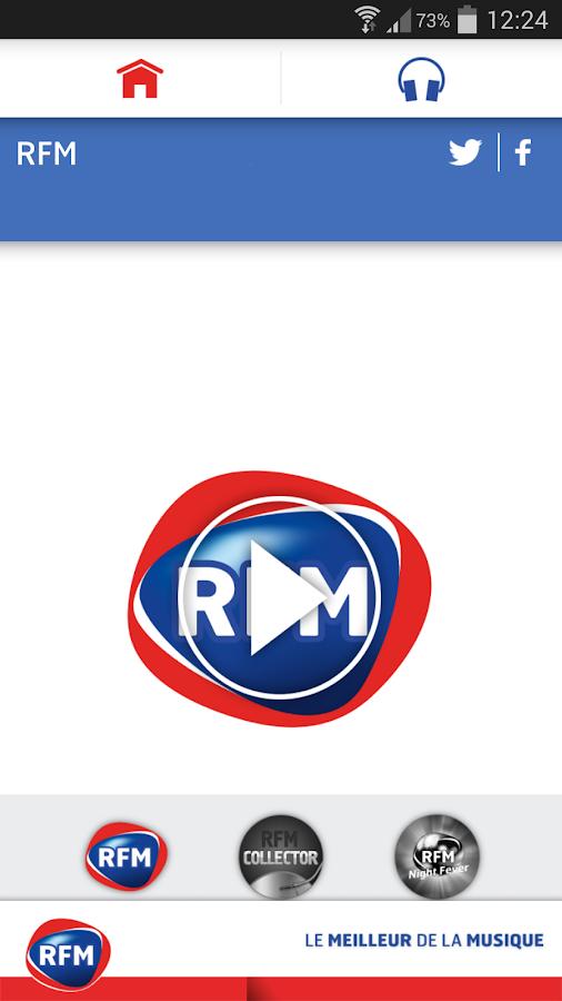 RFM, le meilleur de la musique- screenshot