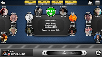 Screenshot of Full Stack Poker