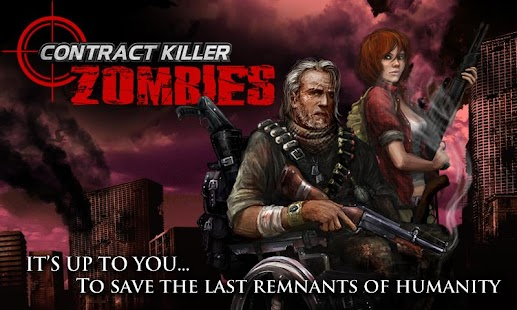 CONTRACT KILLER: ZOMBIES- screenshot thumbnail