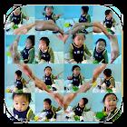 Corazón Photo Maker - collage icon