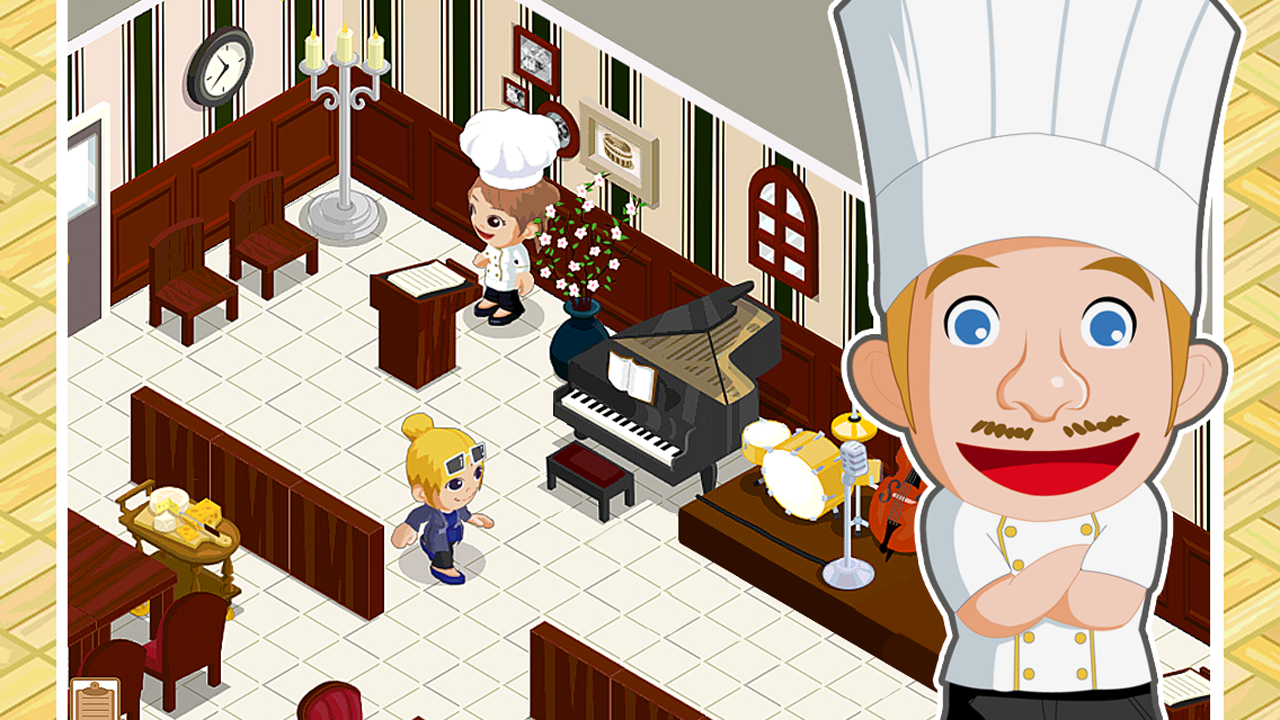 Restaurant Story™ - screenshot