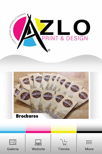 Azlo Print Design
