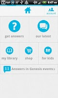 Screenshot of Get Answers