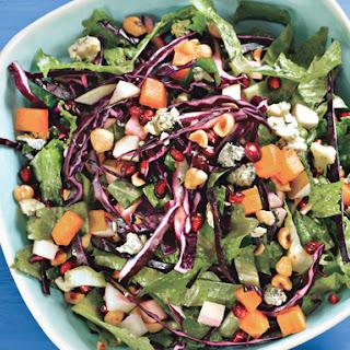 Rainbow Chopped Salad.