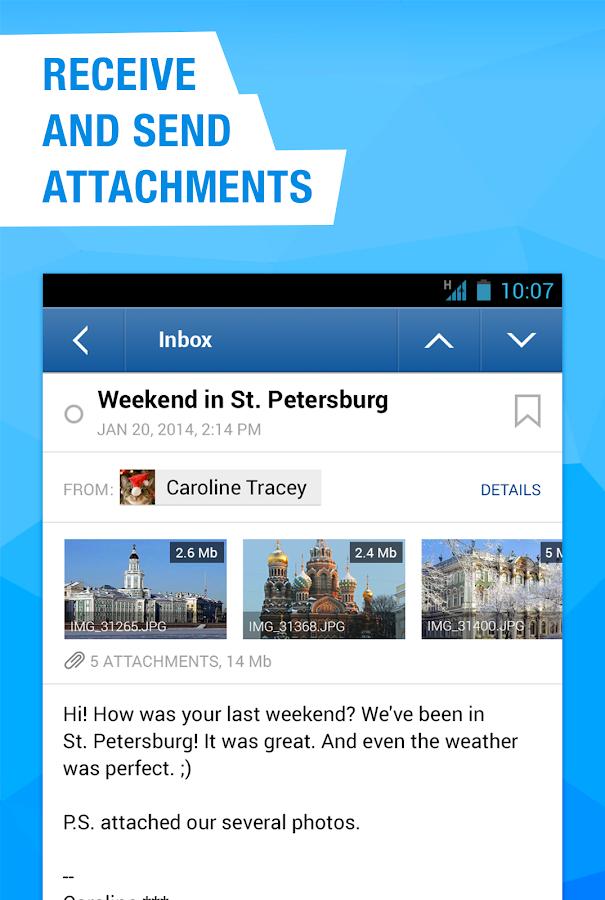 mail ru почта apk