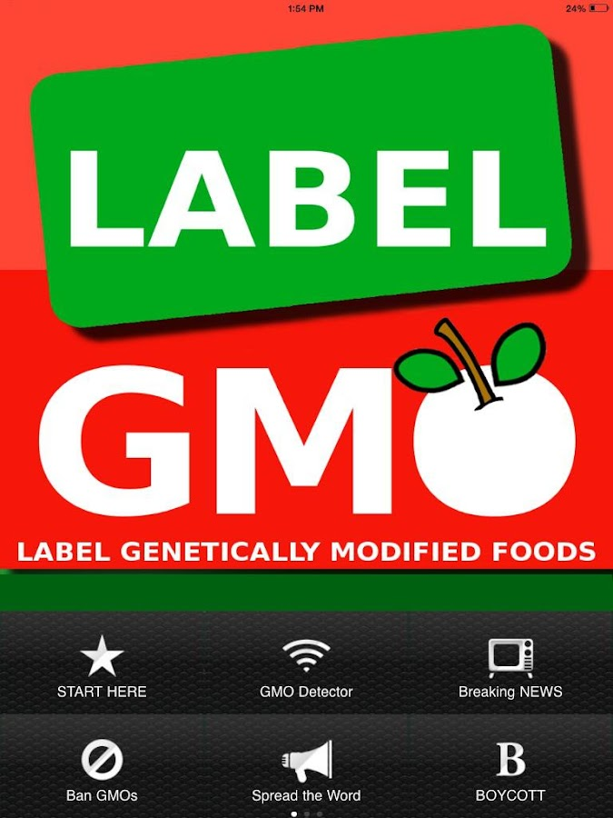 Label GMO- screenshot