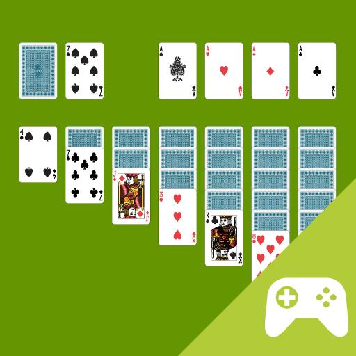 接龍紙牌遊戲在線 紙牌 LOGO-玩APPs