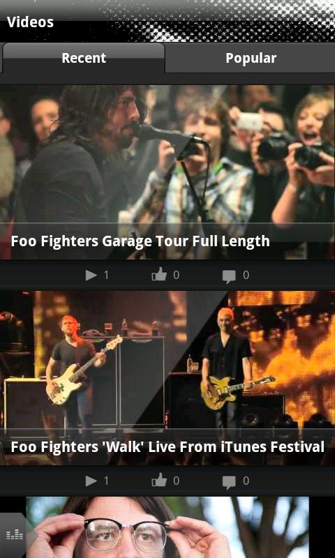 Foo Fighters - screenshot