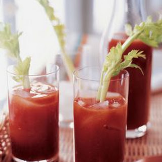 Spicy Hot Bloody Mary Recipes.