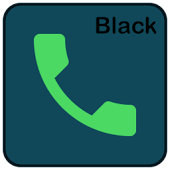 Strict S5 Black For ExDialer Android APK Download Free By M.Pecco