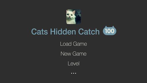 間違い探し Cats Hidden Catch 100
