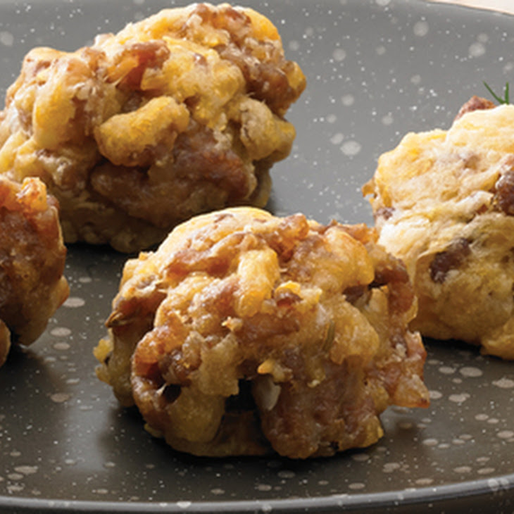 Johnsonville Sausage Balls Recipe