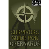 DayZ Map Survivor's Guide LT