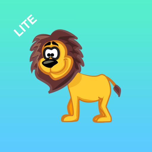 Wild Animals Toddler Lite LOGO-APP點子