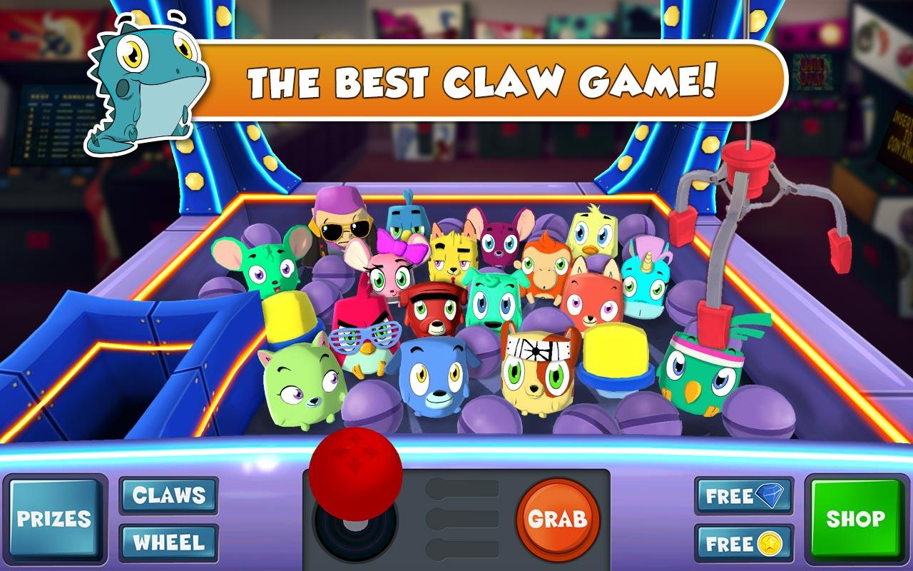 Prize Claw 2- screenshot