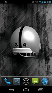 Helmet Live Wallpaper - screenshot thumbnail