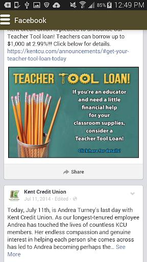 Kent Credit Union