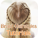 Braid Hairstyles Tutorials icon